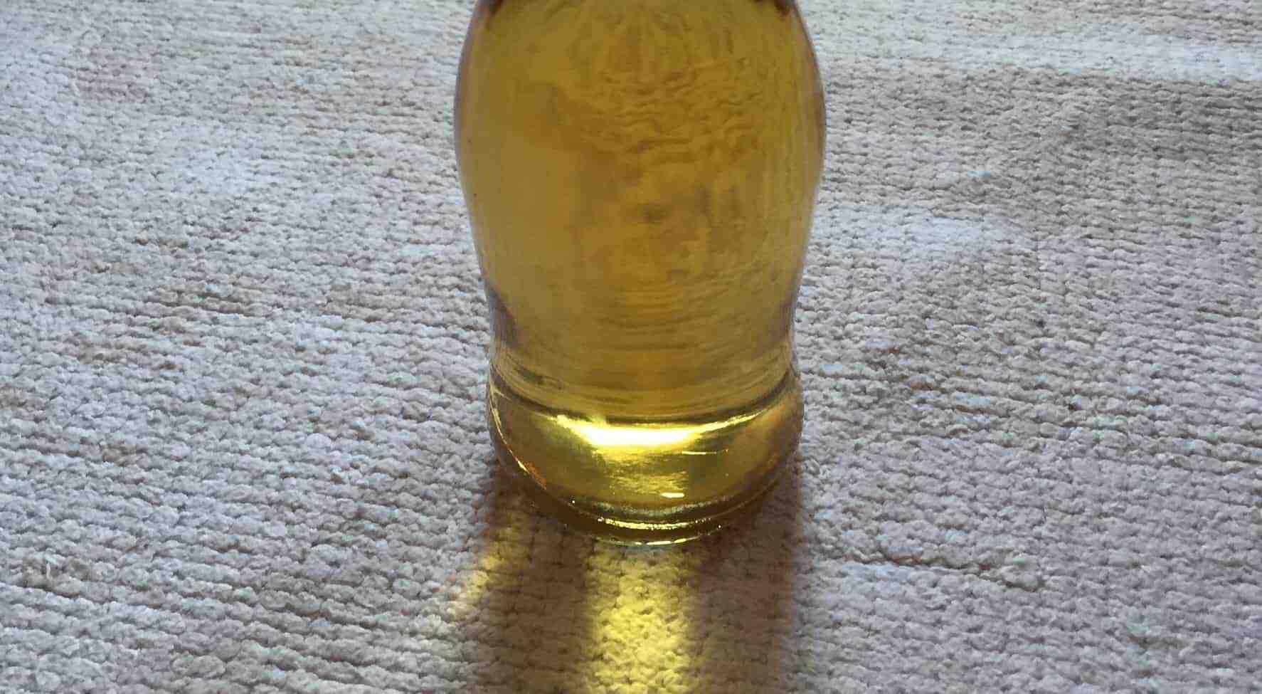 Earl Grey gin with green tea, mango and bergamot