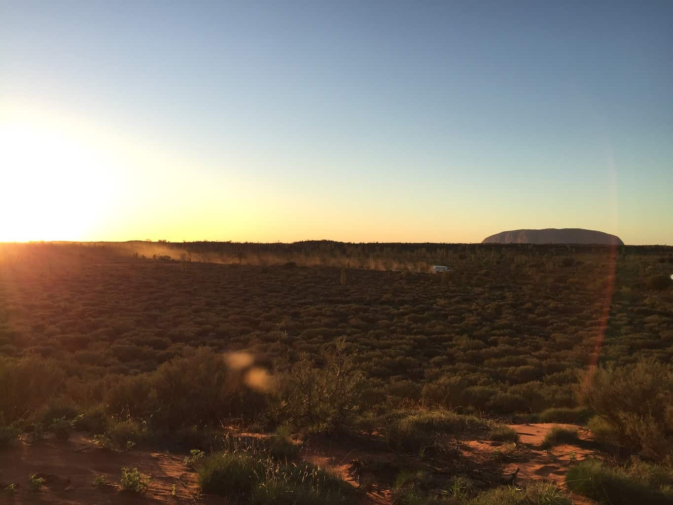 The Outback: Sun, Stars, Sand and Some Big Rocks