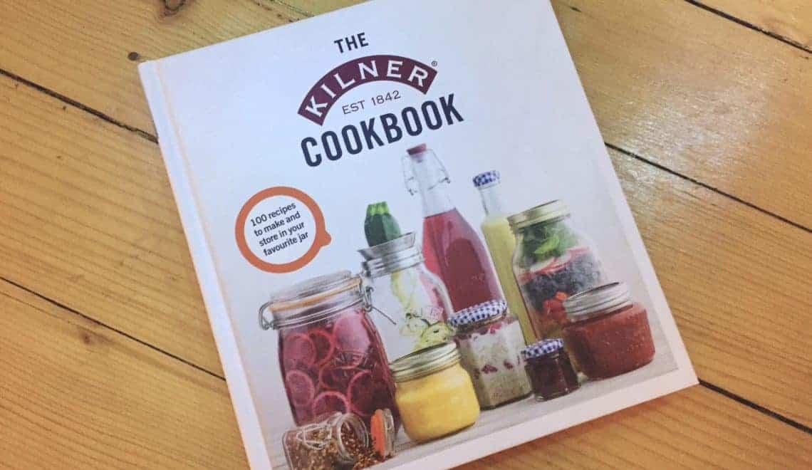 Kilner cookbook
