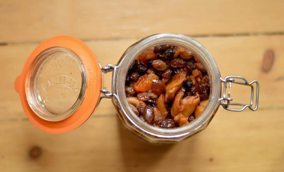 Slow cooker mincemeat