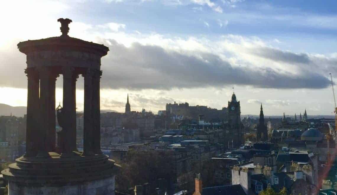 Eating Edinburgh