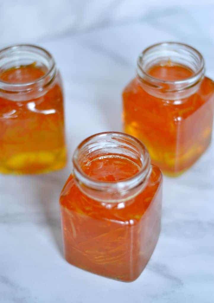 orange and rum marmalade